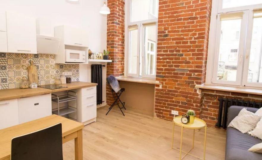 דירה במרכז לודז' – Zeromskiego