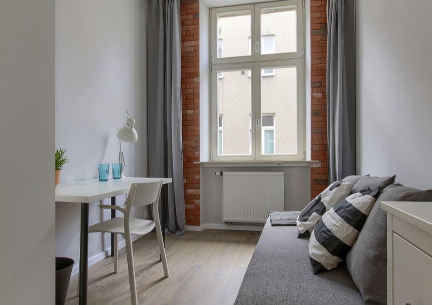 דירה במרכז לודז' – WOLCZANSKA